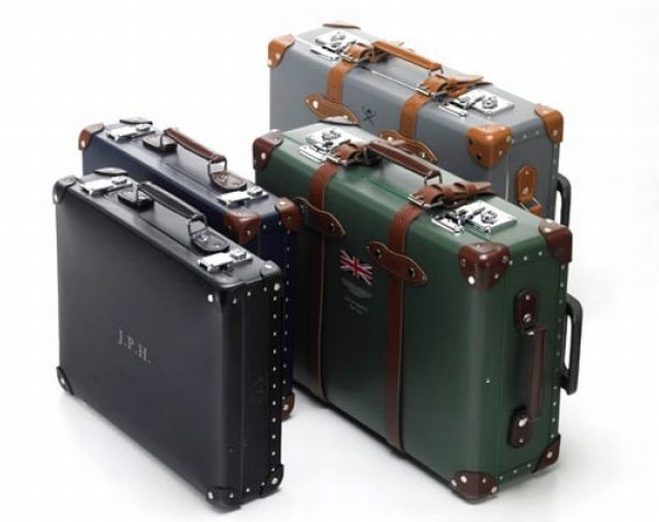 aston martin racing luggage