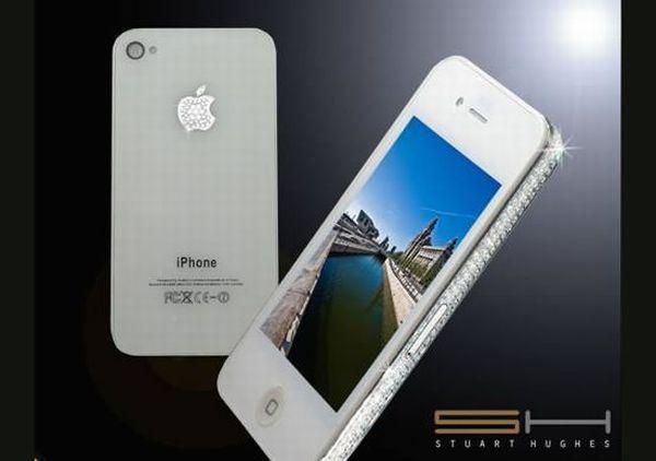 iphone-4G- diamond edition