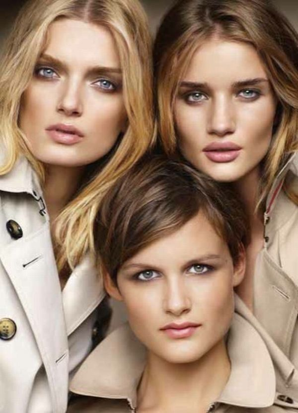 low res burberry beauty ad campaign 1 Burberry launches its own Beauty Line