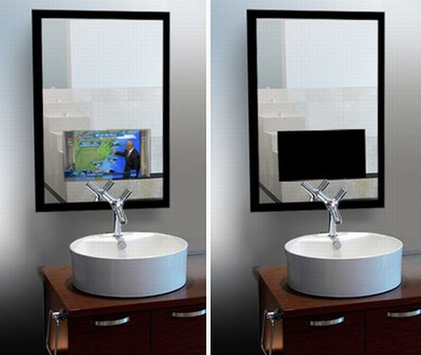 A Tv That Turns Into Mirror When Turned Off Elite Choice