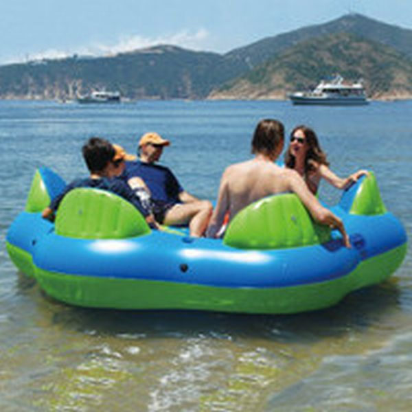 oasis inflatable motor boat