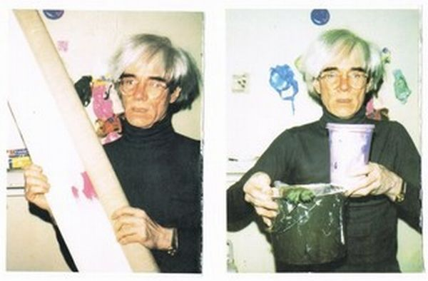 andy warhol sweater