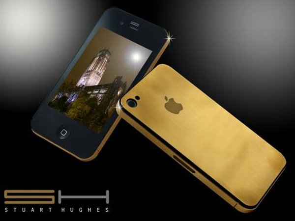 sold gold iPhone 4G