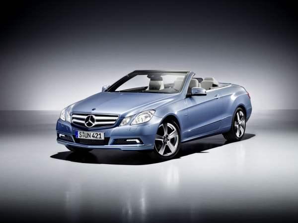 2011 Mercedes-Benz E-Cabriolet