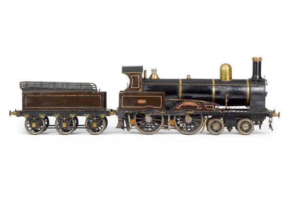 railway miniature