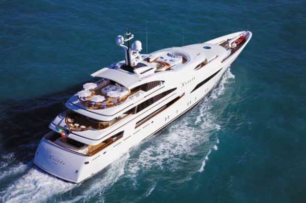 xanadu yacht