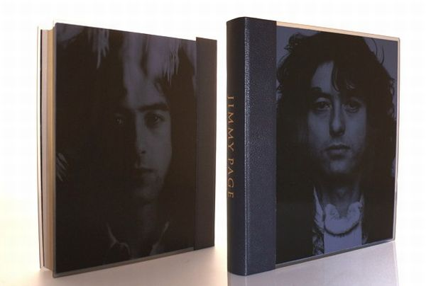 jimmy page book
