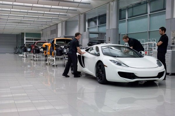 mclaren eco friendly