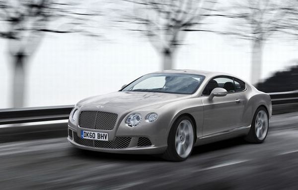 Continental GT 2011