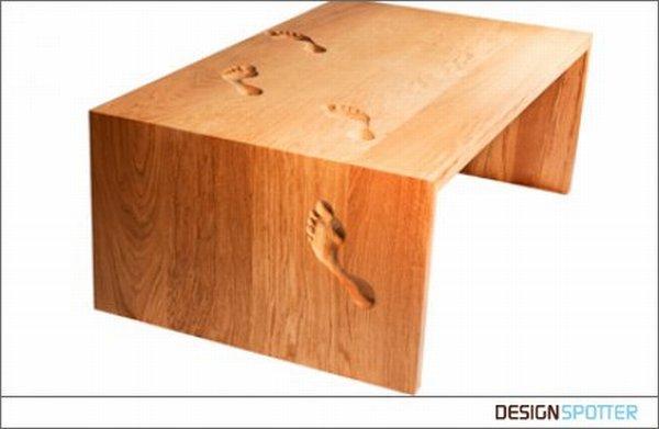 Footprint-table