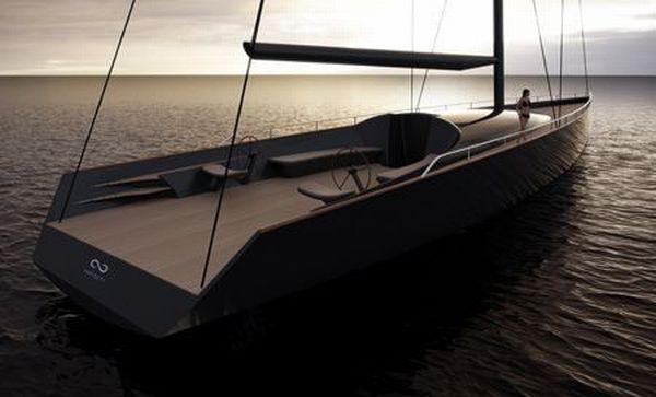 Infiniti-impression yacht
