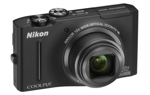 S8100 nikon camera