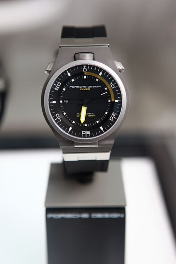 Heritage Titanium Chronograph Series Launched By Porsche