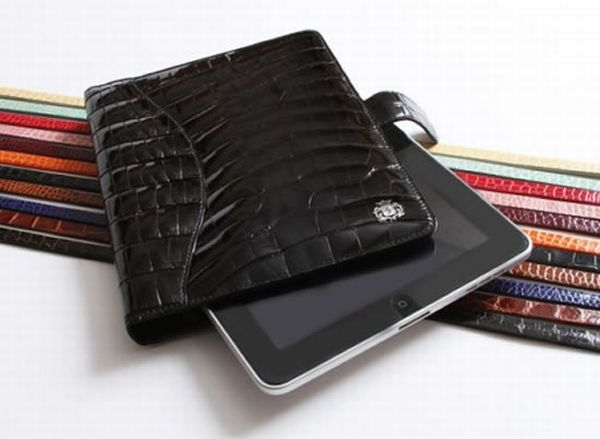Alligator-iPad-case