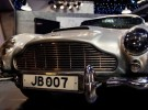 Aston-Martin-DB5 james bond car