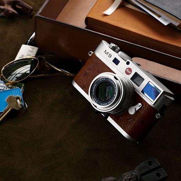 Leica-M9 camera