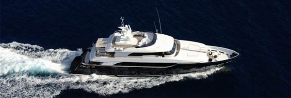 Odyssey Super Yacht Odyssey Price Marked Down to  € 9,900,000