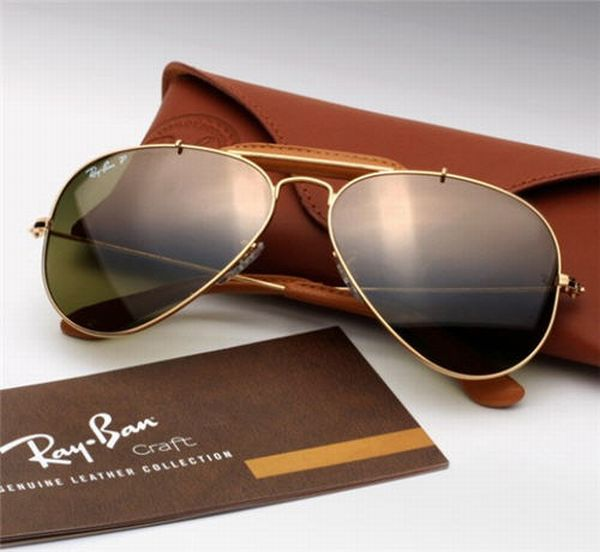 Ray-Ban-Craft-Genuine-Leather-Collection