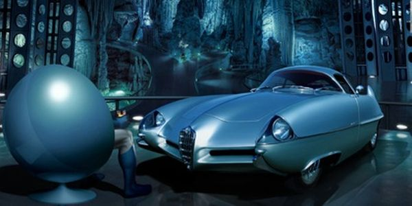 alfa romeo alliney paintings avatar 1 The Man Who Created Avatar's Pandora, Now Designs Avatar Inspired Cars