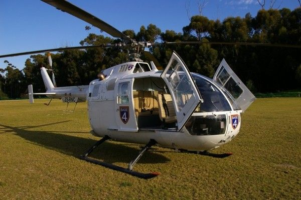 bo105 helicopter