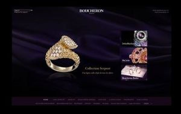 boucheron virtual website