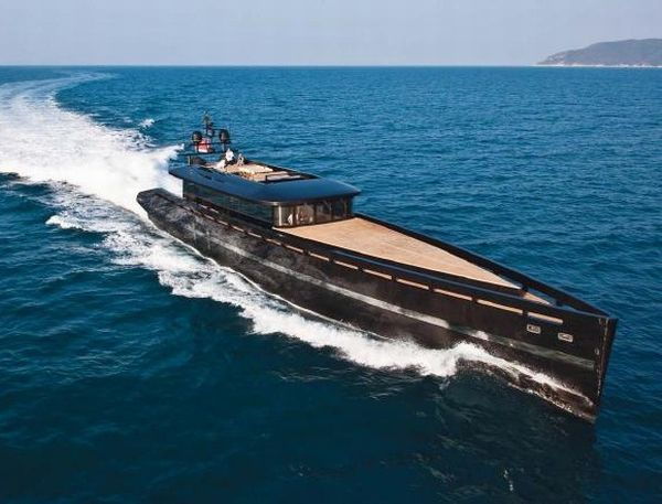 luxury superyacht security add-on