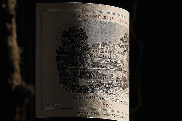 lafite wine