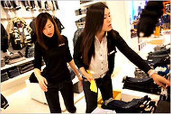 Gap Store-Shanghai