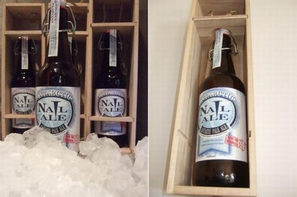Image result for Nail Brewing's Antarctic Nail Ale