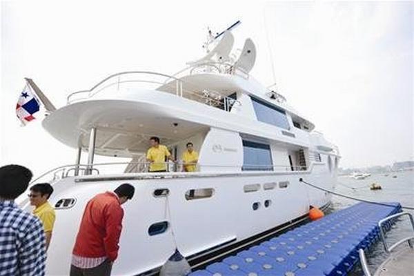 horizon yacht