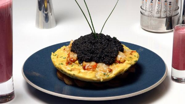 omelette The Worlds Most Expensive Omelette to Cost $1,000