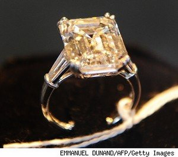 ruth madoff diamond ring
