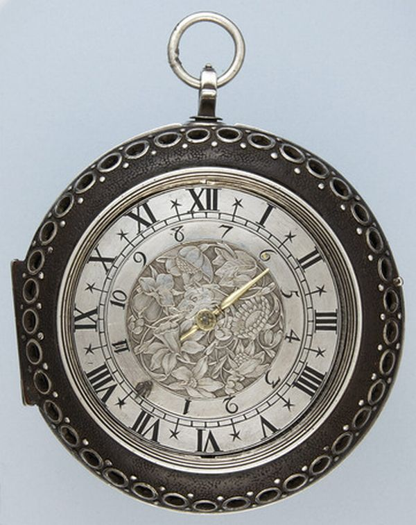 17th Century Pocket Watch