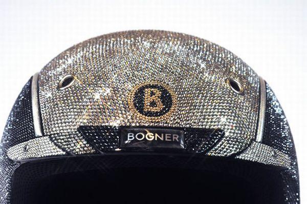Crystograph Bogner Ski Helmet