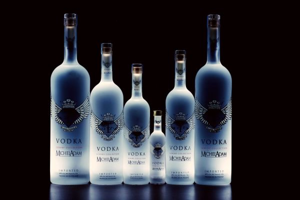 F Vodka Luxury Collection