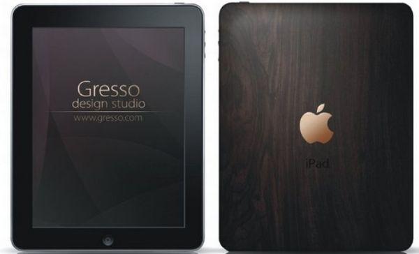 Gresso-iPad