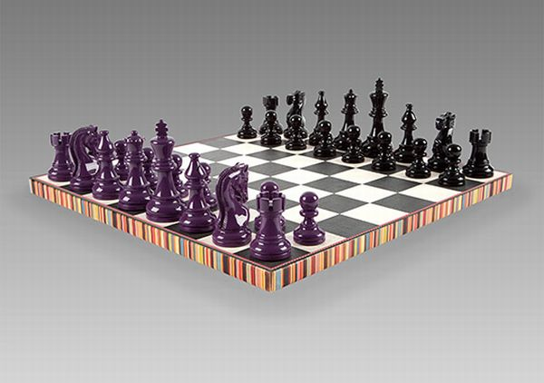 Paul Smith-chess set