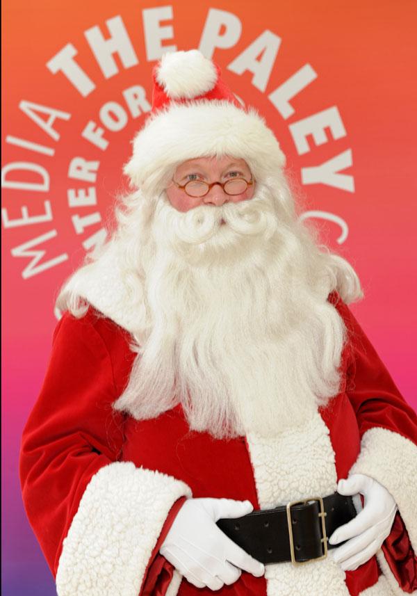 SantainfrontofPaley
