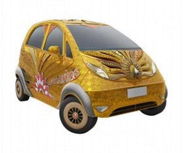 Tata Nanao Goldplus