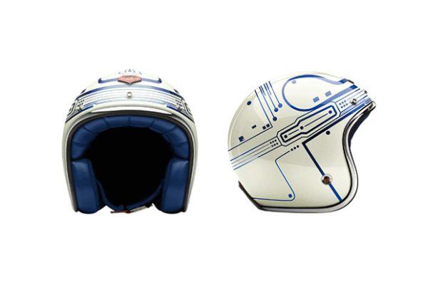 Tron Ruby Helmets