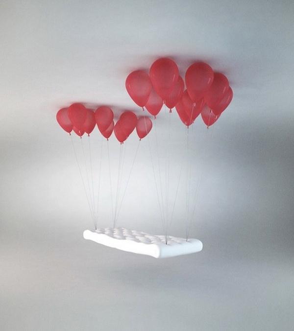 balloon bench design