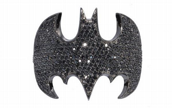 gunmetal batman jewel