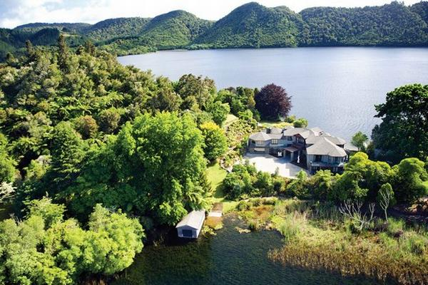 lake okareka lodge nz
