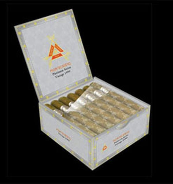Montecristo Platinum Series Is the Epitome of Latin American Cigars