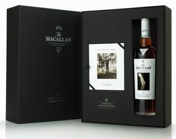 Master of Photography Series by Macallan