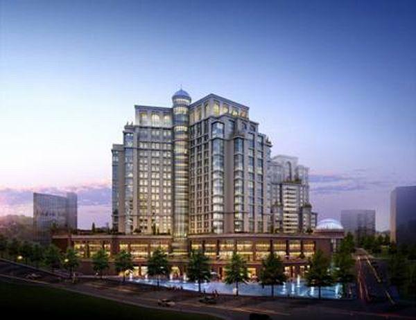 Proposed Hotel in Jordan