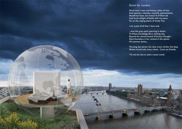 Julian King Architect sphere