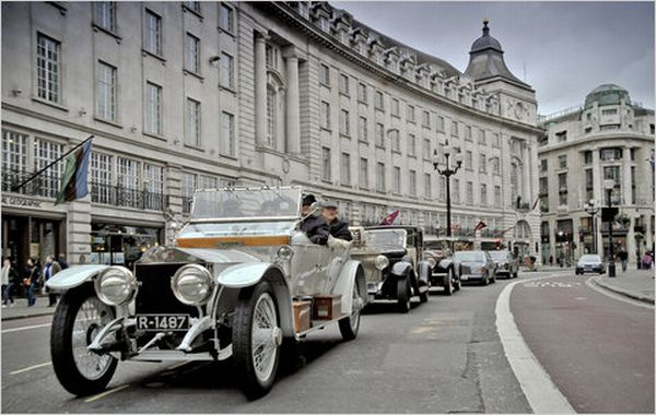 Rolls-Royce Parade, London