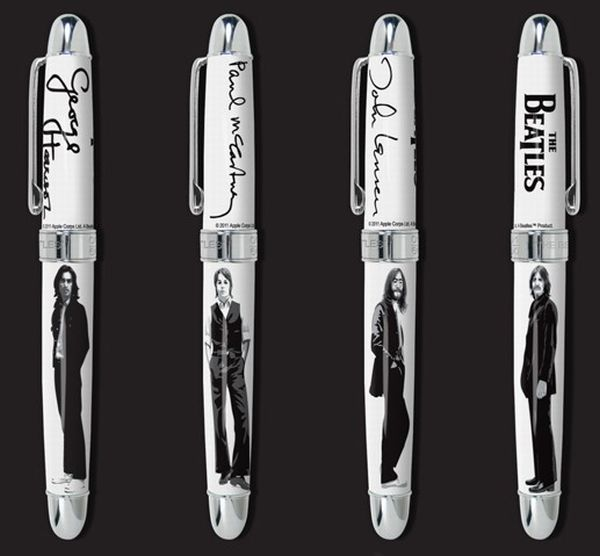 beatles4-pen-set