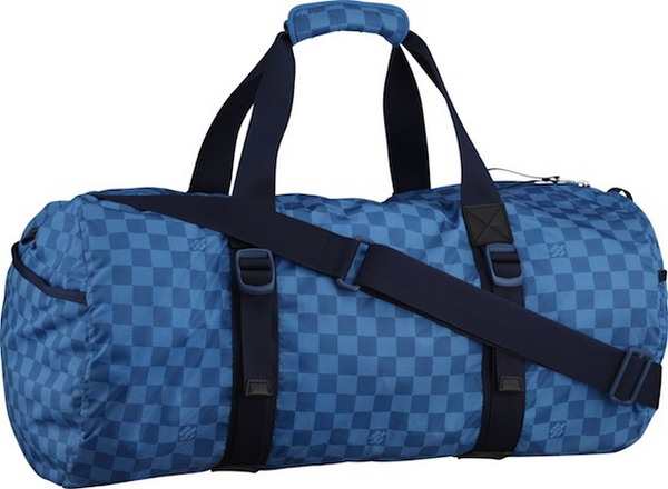 damier aventure Fun Joins Practicality In the Damier Aventure Practical, A Travel Bag From Louis Vuitton